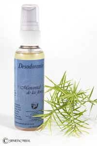 Producto desodorante