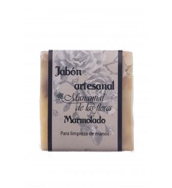 Jabón marmolado