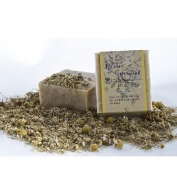 Jabón de manzanilla orgánica