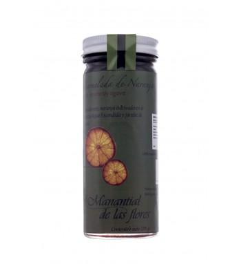 Mermelada de naranja con miel de agave