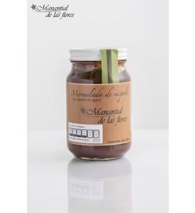 Mermelada de nispola con miel de agave