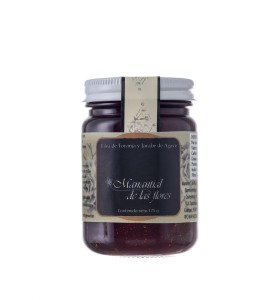 Jalea de toronja y miel de agave