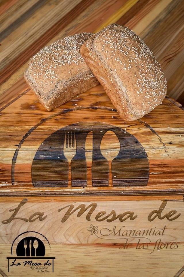 Pan proteico sin gluten