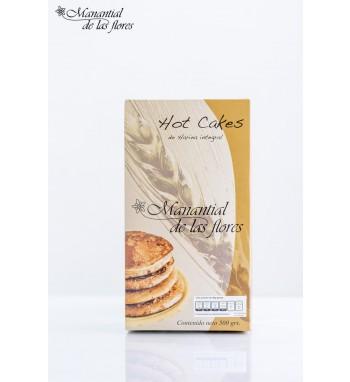 Hot Cakes de harina integral