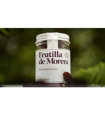 Frutilla de Morera