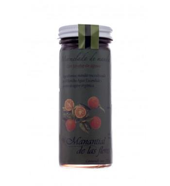 Mermelada de mandarina con miel de agave
