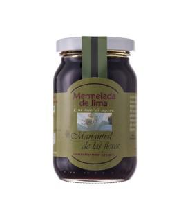Mermelada de lima y miel de agave