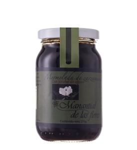 Mermelada de zarzamora con miel de agave